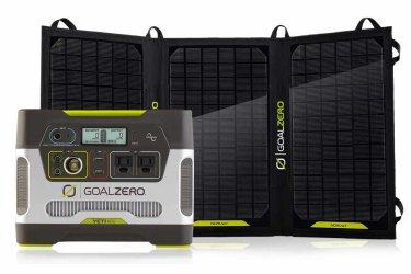 Goal Zero Yeti 400 Solar Kit