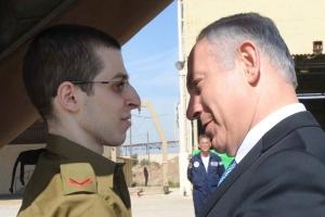 gilad-shalit-netanyahu