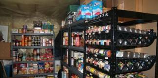 Food Prep Store Room