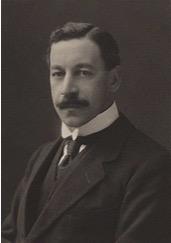HERBERT SAMUEL - FIRST HIGH COMMISSIONER OF PALESTINE 1920-1925