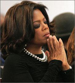 oprah-prays
