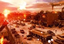 Snowstorm Zombies Prophezine