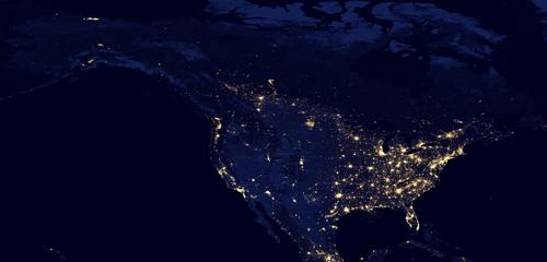 us-satellite-image