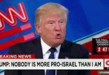 trump-pro-israel