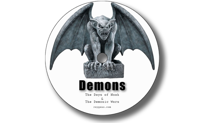 Demons - The Days of Noah & The Demonic Wars